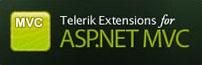 telerik mvc extensions